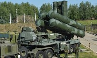 Russland verlegt Raketen vom Typ S-400 nach Syrien