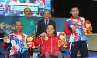 Vietnamesische Sportler erreichen 15 Goldmedaillen bei ASEAN Para Games 8