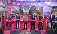 Einweihung des Hanoi-Moskau-Handelszentrums in Russland