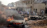 Viele Tote beim Bombenanschlag auf eine Moschee in Nigeria