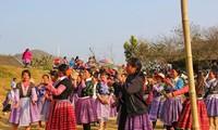 Das Neujahrsfest Tet der Volksgruppe Mong in Ha Giang