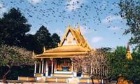 Die buddhistische Fledermauspagode der Khmer
