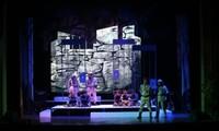 """Cai Luong-Theaterstück """"Sonnenaufgang"""": zum Lob eines Kommunisten"""