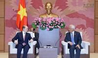 Vietnam und Aserbaidschan verstärken die Zusammenarbeit im Justizbereich