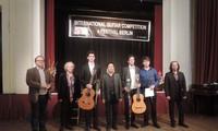International Guitar Competition & Festival Berlin – Ehrung der volkstümlichen vietnamesischen Musik