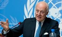 UNO beginnt neue Verhandlungsrunde über Syrien