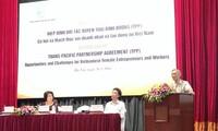 TPP-Abkommen: Chancen und Herausforderungen für Unternehmerinnen und Arbeiterinnen Vietnams