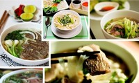 Die vietnamesische Küche, die Attraktion des Tourismus in Hanoi