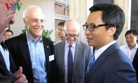 Vietnamesische Regierung fördert Wissenschaftler bei der Forschungsarbeit