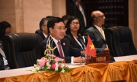 Effektive Zusammenarbeit bei ASEAN+1