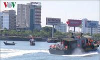 Vietnam und die USA veranstalten Übung zum Naturkatastrophenschutz und zur Rettungsarbeit