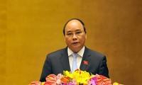 Politbüromitglied Nguyen Xuan Phuc wird als Kandidat für den Premierminister vorgestellt