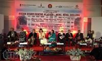 Präsentation des ASEAN-Forschungszentrums in Indien