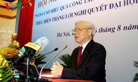 Diplomatische Aktivitäten tragen zum Schutz des friedlichen und stabilen Umfelds für Entwicklung bei