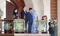 Besuche des Staatspräsidenten Tran Dai Quang in Brunei und Singapur erreichen große Erfolge
