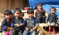 """Der Klub """"Pflege der Kinder durch die Gemeinschaft"""" in Dac Lac"""