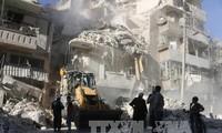 UNO überlegt Verhängung eines Waffenstillstands in Syrien