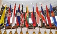 Eröffnung der Konferenz der ASEAN- und EU-Außenminister