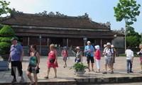 Mehr als eine Million Touristen besuchten seit Jahresanfang die Kaiserstadt Hue