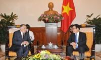 Politische Konsultation auf Vizeaußenministerebene zwischen Vietnam und Chile
