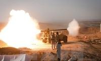Westliche Länder tagen über den Kampf gegen den IS