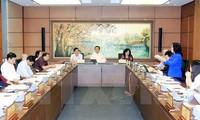 Abgeordnete diskutieren den Gesetzesentwurf zur Änderung und Ergänzung des Strafgesetzbuches