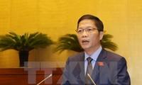 Parlament diskutiert das Rechtshilfegesetz und das Gesetz über staatliche Entschädigung