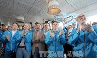 Wahlen in Deutschland 2017: CDU gewinnt in Schleswig-Holstein