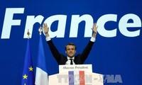 Frankreich wird weiterhin die EU begleiten