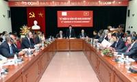 Intensivierung der Freundschaft und Zusammenarbeit zwischen Asien und Afrika
