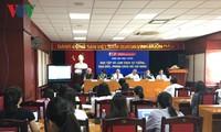 Lernen von Präsident Ho Chi Minh, um gegen die Verschlechterung der Ideologie und Ethik zu kämpfen