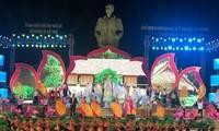 Feier zum 60. Jahrestag des ersten Besuchs Ho Chi Minhs in seiner Heimat