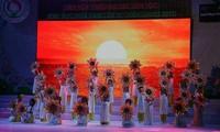 Kulturfestival – das große Fest der Kinder der Volksgruppen in Südvietnam
