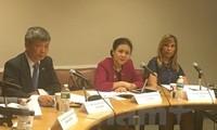 Vietnam leitet Seminar über die Informations- und Kommunikationstechnik und Armutsminderung