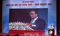 Premierminister Nguyen Xuan Phuc besucht die Provinz Ben Tre
