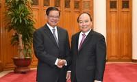 Vietnam verstärkt die Sicherheitszusammenarbeit mit Kambodscha und Laos