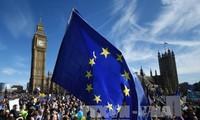 Kundgebung gegen Brexit in London