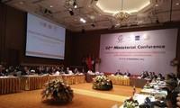 GMS billigt Strategieplan für Mekong-Region im Wert von 64 Milliarden US-Dollar