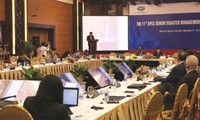 Abschluss der Konferenz hochrangiger APEC-Beamter über Katastrophenmanagement