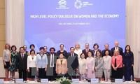 Abschluss des APEC-Forums über Frauen und Wirtschaft 2017