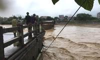 Provinzen im Nordwesten Vietnams besonders schwer vom Tiefdruckgebiet betroffen
