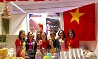 "Vietnam nimmt am 25. ""CHARITY BAZAAR"" in der Ukraine teil"