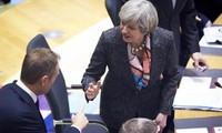 Das Jahr 2017: der harte Weg in den Brexit-Verhandlungen