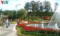 Eröffnung des Blumenfestival Da Lat