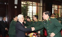 KPV-Generalsekretär: Aufbau einer Armee, die politisch stark und dem Vaterland absolut treu ist