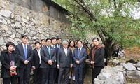 Vize-Parlamentspräsidentin Tong Thi Phong besucht die Provinz Son La