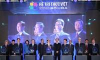 Start des vietnamesischen digitalen Wissenssystems