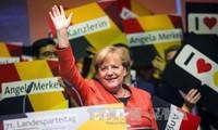 Deutschland: Bundeskanzlerin Merkel startet Sondierungsgespräche mit SPD