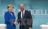 Verhandlung über Regierungsbildung in Deutschland: Die Seiten einigen sich auf Klimaziel