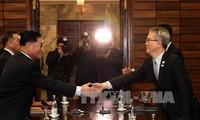 Nordkorea will militärische Konfrontation durch Gespräche beenden